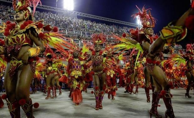 Тазгодишният карнавал в Рио де Жанейро е отменен заради пандемията