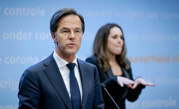 Холандските депутати одобриха днес предложението на премиера Марк Рюте за