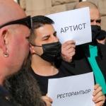 Протестиращи: Задава се верига от фалити на малки и средни фирми
