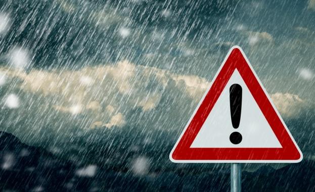В следващите 24 часа ще натрупа снежна покривка от около