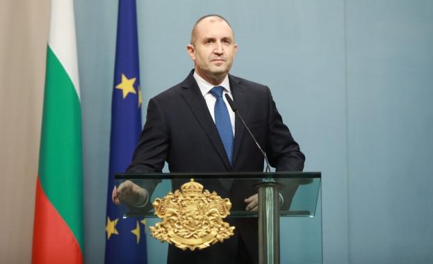 Румен Радев призовава за своевременна реакция от отговорните институции в България и РСМ