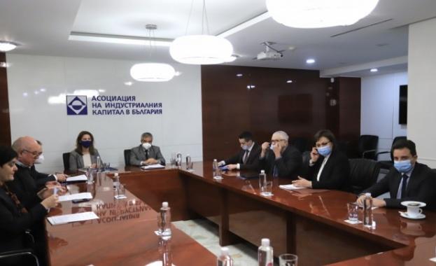 Председателят на БСП Корнелия Нинова проведе среща с Асоциацията на