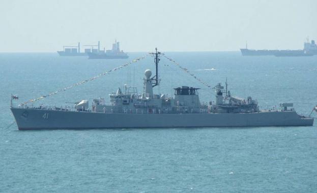 Русия провежда военноморско учение, украинската армия е в бойна готовност