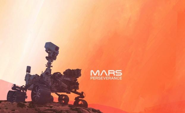 """НАСА чака с нетърпение мисията на роувъра """"Пърси"""""""