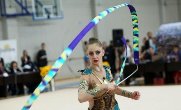 Златни бухалки за Боряна Калейн в Москва