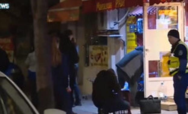 Въоръжен грабеж в центъра на София. Двама маскирани мъже са
