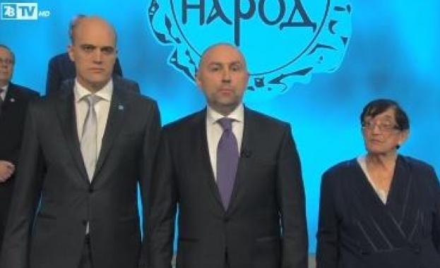 Слави Трифонов представи експертите си: Чорбанов, Мика Зайкова, Хиновски, Николай Радулов