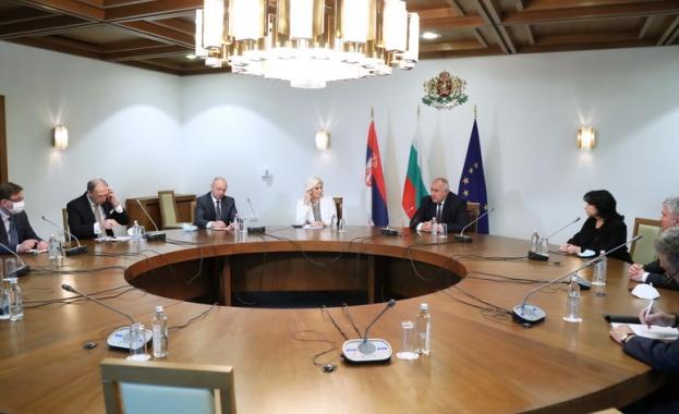 """""""Чрез изграждането на интерконектора България-Сърбия сръбската държава също ще има"""