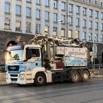 Евроканал е лидер в отпушването на канали и дъждоприемни шахти в София