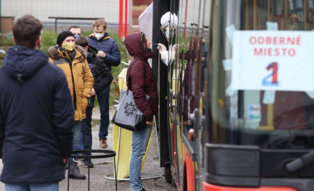 Словакия налага комендантски час от днес с правителствено постановление, забраняващо