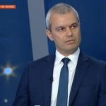 """Костадин Костадинов ПП """"Възраждане"""": България в момента не е държава, а е подмандатна американска колония"""
