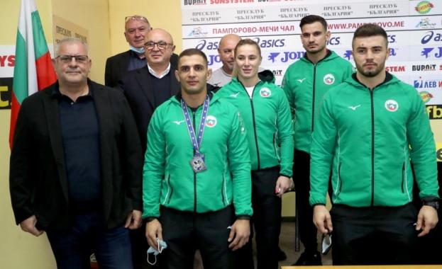 Борис Георгиев направи страхотно представяне на турнира от Големия шлем