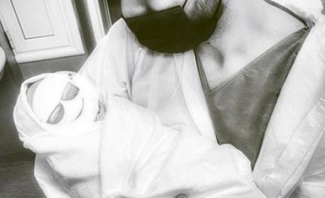 Криско стана баща на второ детенце