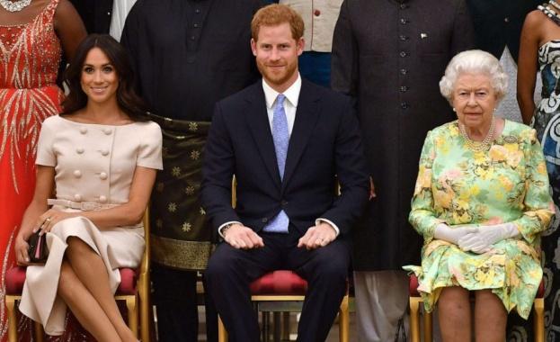 Меган Маркъл и принц Хари ще се срещнат с кралското