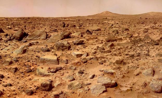 """Хеликоптерът """"Инджинюъти"""" летя за трети път на Марс (ВИДЕО)"""