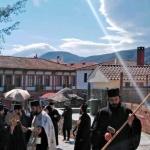 Ваксинират монасите в Света гора