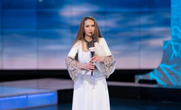 """Тази събота /27 март/, водещите на фолклорното предаване """"Иде нашенската"""