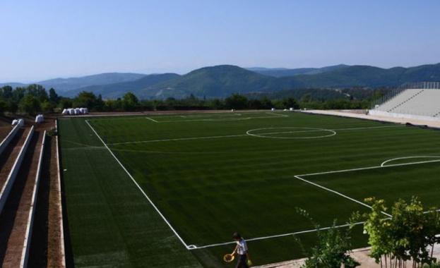 Репортаж на Швейцарската телевизия SRF разказва за новите спортни съоръжения