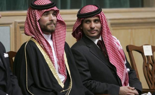 Йорданският принц Хамза заяви, че лидерът на въоръжените сили му
