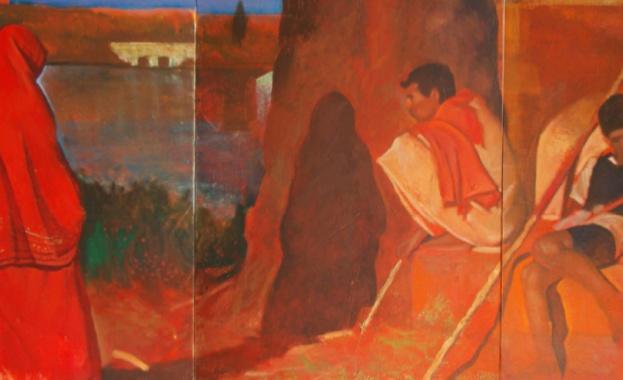 Безвремието на Индия в образи – в изложбата на Цанко Цанков