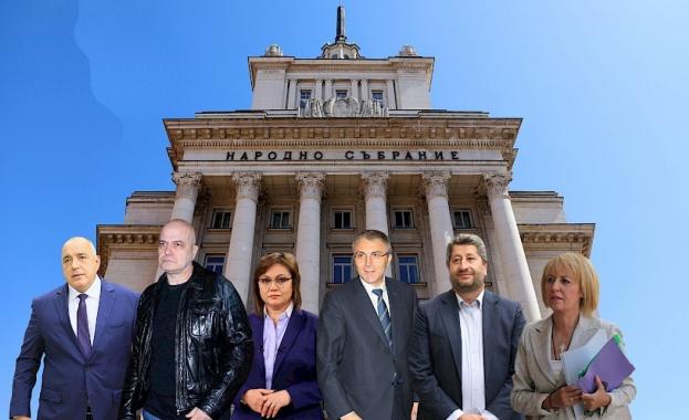 От десетилетия в България си съперничат не политики, а екранни образи