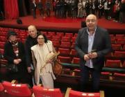 Почетен стол на името на Татяна Лолова в Сатиричния театър