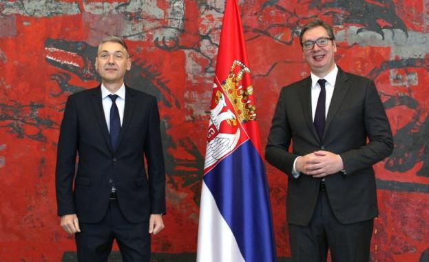 Досегашният заместник на Екатерина Захариева стана посланик в Сърбия