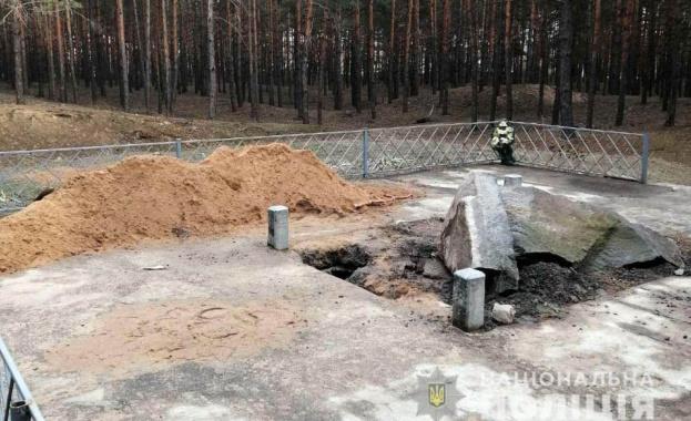 Възражданe настоява за извинение от Украйна заради поруган български паметник