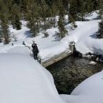 """Започва снеготопене, очакват се """"високи води"""" в някои от язовирите"""