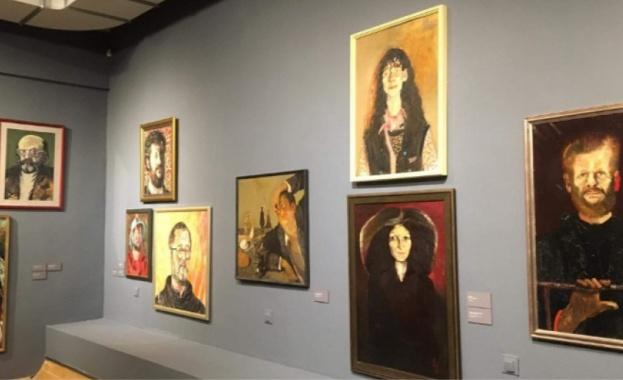 Софийската градска галерия показва 160 платна на Андрей Даниел