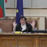 Мика Зайкова: Да фалираш държавата, за да бъдеш на власт, е позор