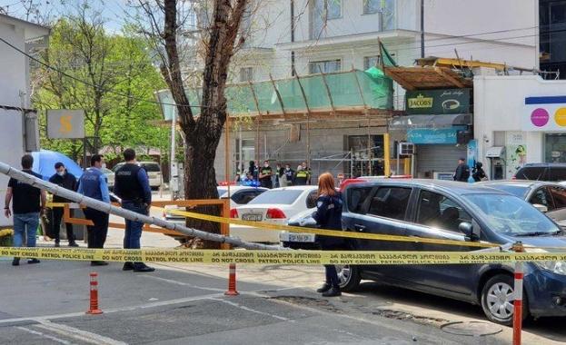 Въоръжен мъж нахлу в клон на Банката на Грузия в