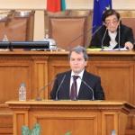 НС задължи премиера да се яви, Тошко Йорданов нарече Борисов Джипко Бибитков