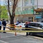 Въоръжен мъж взе заложници в банка в Тбилиси