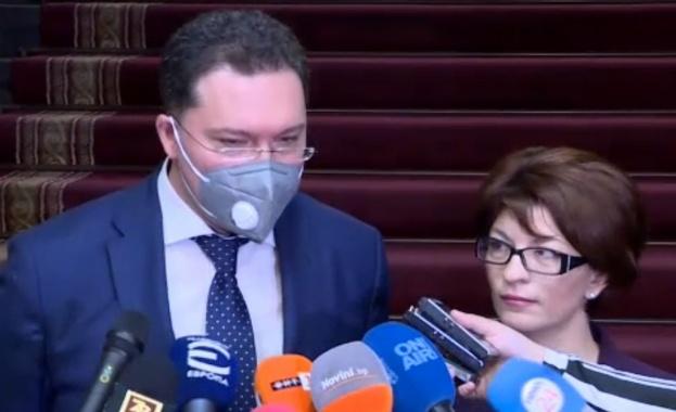 Даниел Митов: В следващите дни ГЕРБ ще предложи честен и прозрачен кабинет