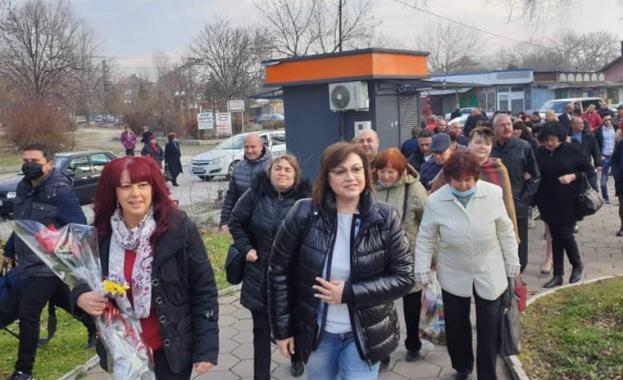 Корнелия Нинова: Внесохме мораториум върху продажби на общински болници