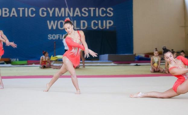 Над 300 акробати се събират на световна купа в София