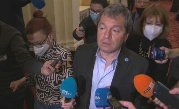 Тошко Йорданов към ДБ: Нямаме разминавания в основните цели