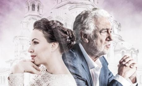 Пускат още билети за концерта на Соня Йончева и Пласидо Доминго
