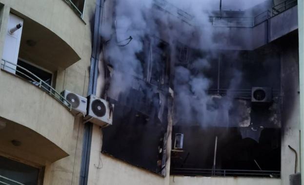 Трима загинаха при пожар в реанимация на руска болница