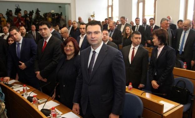 """Групата на """"БСП за България"""" в СОС внесe жалба в Областната управа заради промените в състава на Комисията по архитектура"""