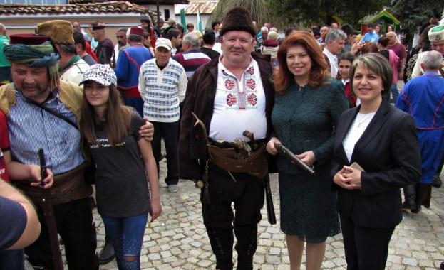 Илияна Йотова: Днес битката отново е за държавност и за свободата да избираш бъдещето си