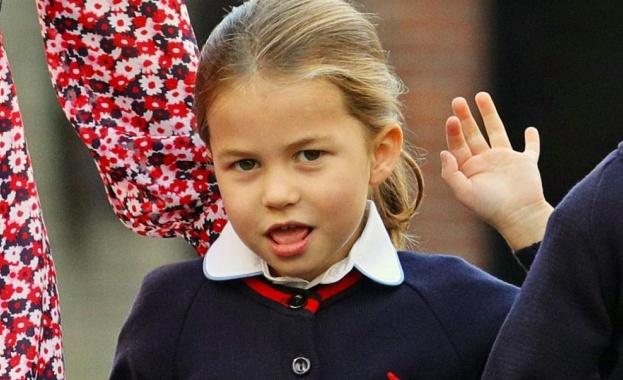 Принцеса Шарлът става на 6!