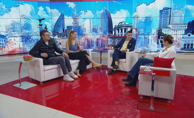 """Започва """"Порталът"""" - новият български сериал на БНТ"""