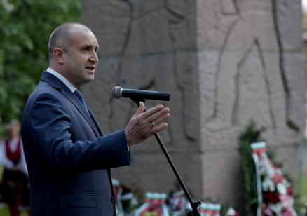 Румен Радев: Всички наши победи са рожба на единението