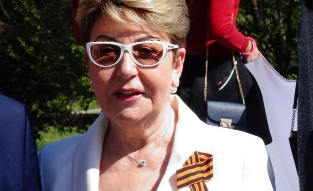 Обръщение на Н.Пр. Елеонора Митрофанова, извънреден и пълномощен посланик на