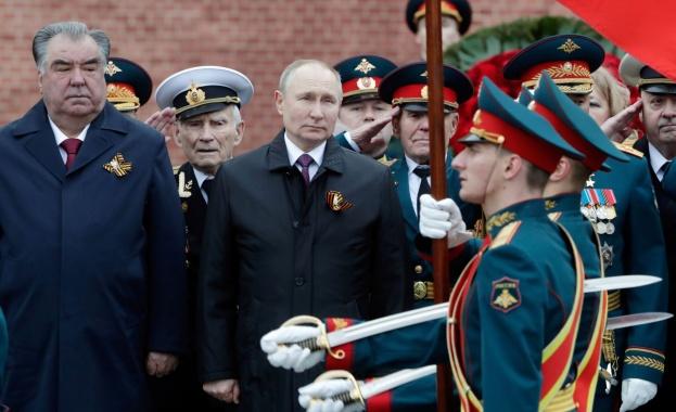 Руският президент Владимир Путин, който сега е в Сочи в