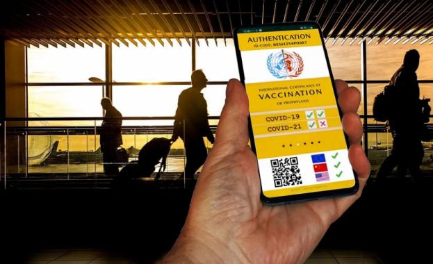 Пътниците, завършили пълен курс на ваксинация с коронавирусни ваксини, одобрени