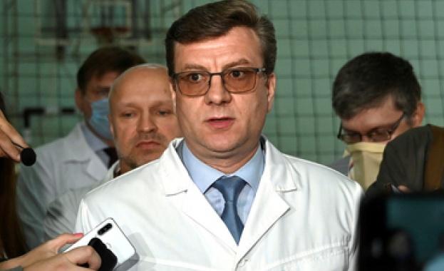 Рският лекар, който пръв лекува дисидента Алексей Навални след отравянето