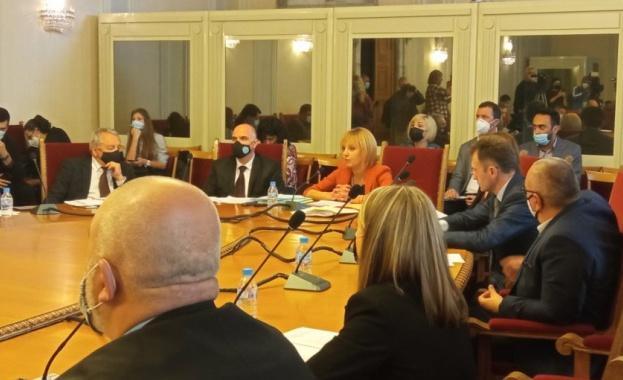 Манолова: Оценката ни за служебния кабинет ще зависи от работата му по сигналите на Комисията по ревизията и Илчовски
